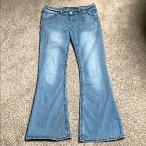 Hydraulic Jeans Size 9/10